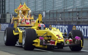 Thailand's first F1 car has some post-design issues.